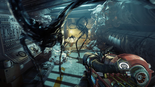 PREY Screen | by PlayStation Europe