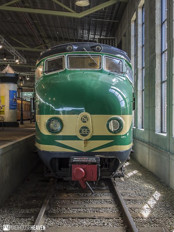 Railway Museum - 0074