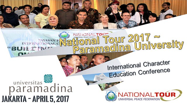 Indonesia-2017-05-25-Universities, City Mayor Host UPF-Indonesia National Tour