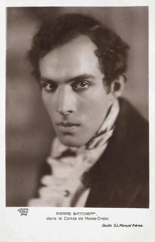 Pierre Batcheff in Monte Cristo (1929)