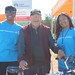 Bike to Work Day Pit Stop at Kaiser Permanente