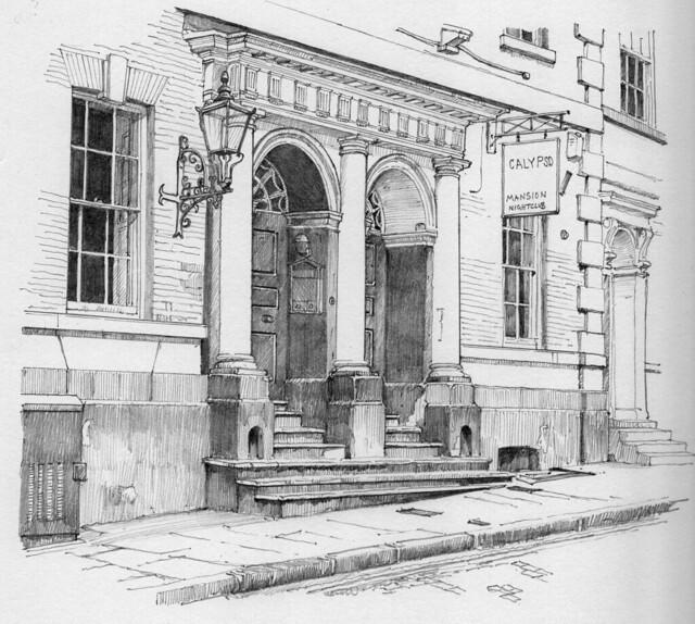 Doorways of 53, 55 Micklegate, York