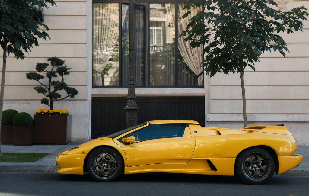 1999 Lamborghini Diablo Vt Roadster 35th Anniversary Ki Flickr
