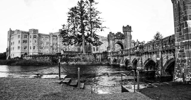 Ireland - Cong - Ashford Castle
