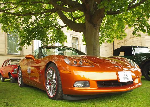 vintage  cars weston park fair (6)