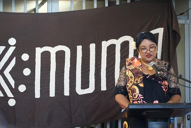 Discours de Mme Mariame Saïd (Musée de Mayotte)