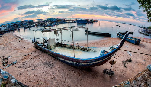 ahweilungwei batumaung clouds fishermenwharf fisheye georgetown georgetownpenang landscape longexposure malaysia nikon nikond750 penang penangisland penangsecondbridge pulaupinang sampohtemple samyang samyang12mmf28edasncsfisheye samyang12mmf28 seascape seashore secondpenangbridge shore sunrise sunrises gelugor my boats