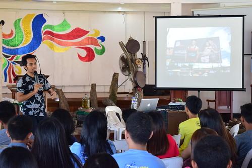 Defining the Local, art talk, Leslie de Chavez | by paghilomcavite