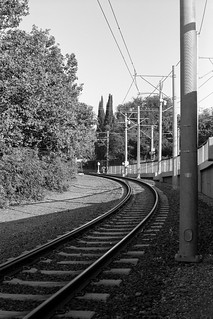 Sacramento Light Rail Track | by Scott Micciche