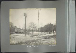 Victoria Lawn Bowling Club, southeast corner of Vittoria and Kent Streets, Ottawa, Ontario / Victoria Lawn Bowling Club, coin sud-est des rues Vittoria et Kent, Ottawa (Ontario)