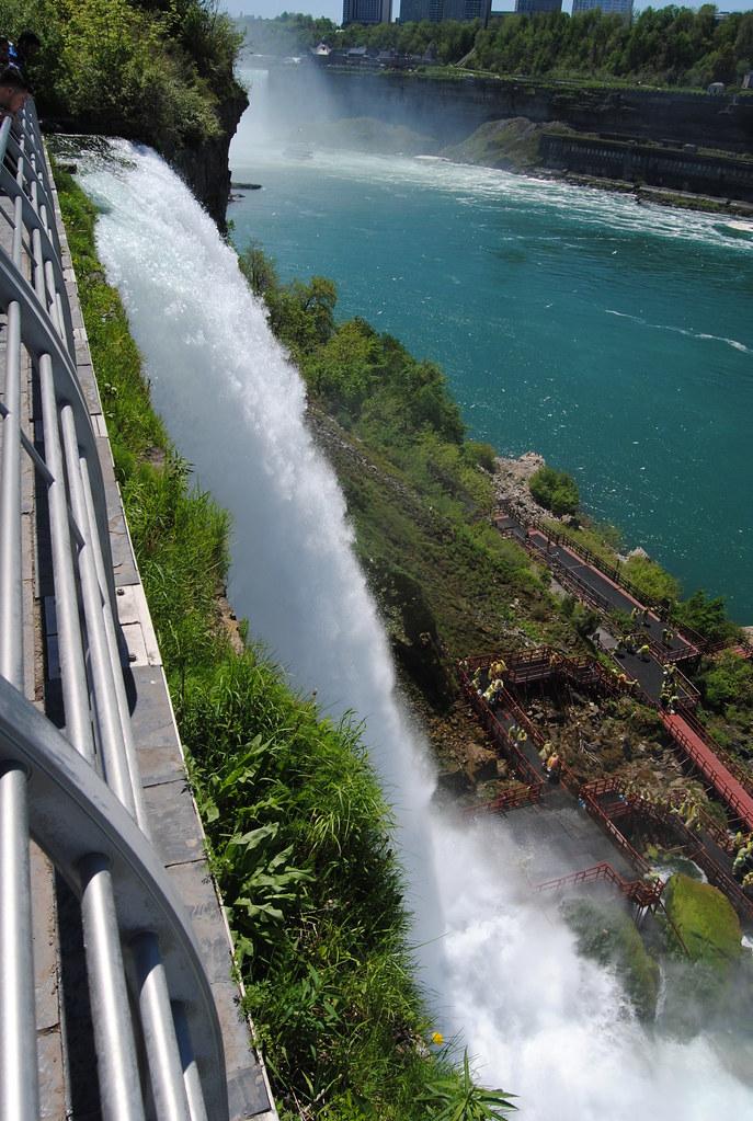 Luna Island, Niagara Falls, Ne...