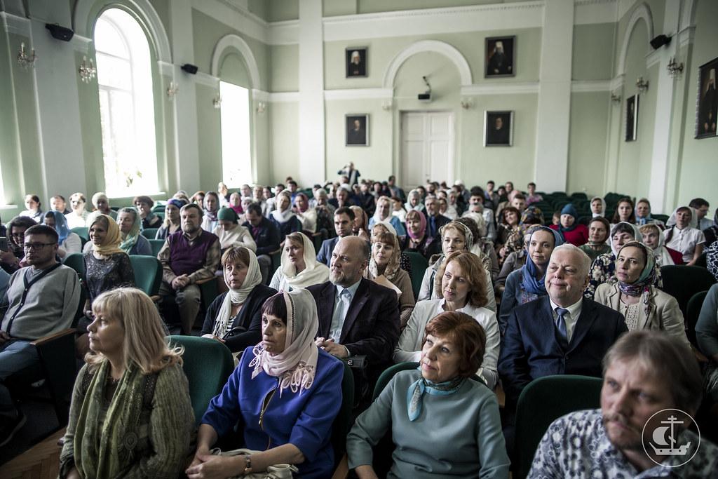 11 июня 2017, Выпуск епархиальных курсов / 11 June 2017, Graduation of the diocesan courses