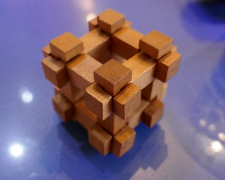 Wooden Puzzle | by foilman