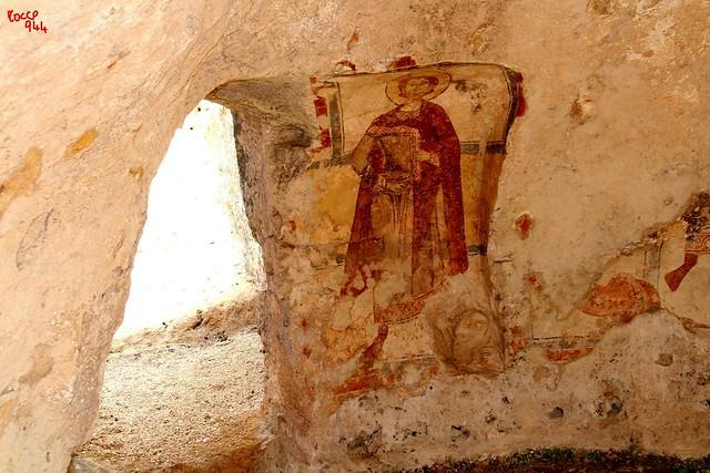 Cripta del VII secolo - Crypt of the 7th century