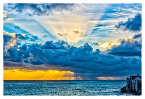 2017 sunrise sky vacation ocean 0417 sanjuan puertorico pr