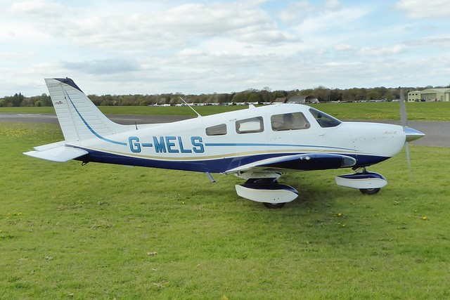 G-MELS Denham 15 April 2017