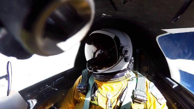 NASA ER-2 Pilot Hunts Lightning