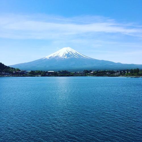 Mt.Fuji from Kawaguchi-lake | by okoysm