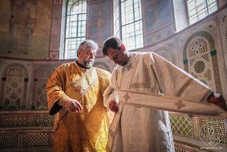 Божественная литургия 765