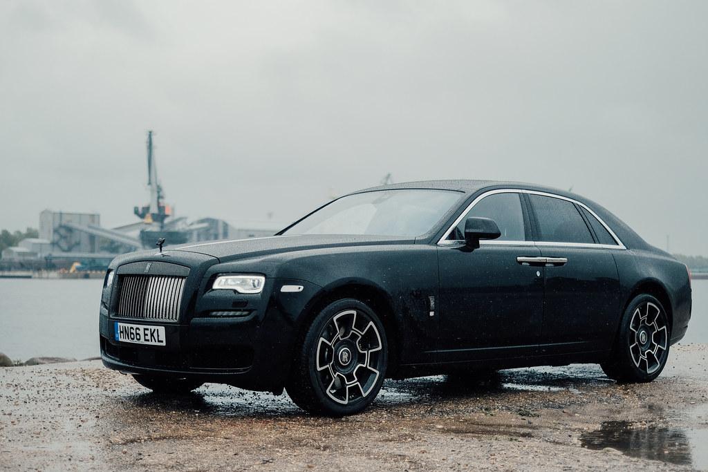 Rolls Royce Ghost Black Badge 2017 | Kārlis Dambrāns | Flickr