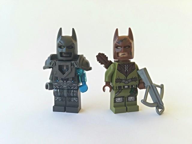 More Bat-Variants