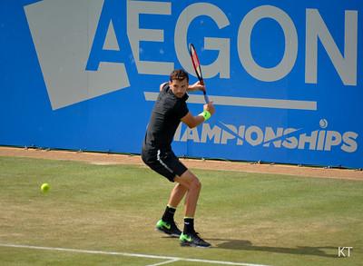 Grigor Dimitrov backhand