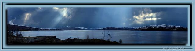 Norvège, Troms, Senja