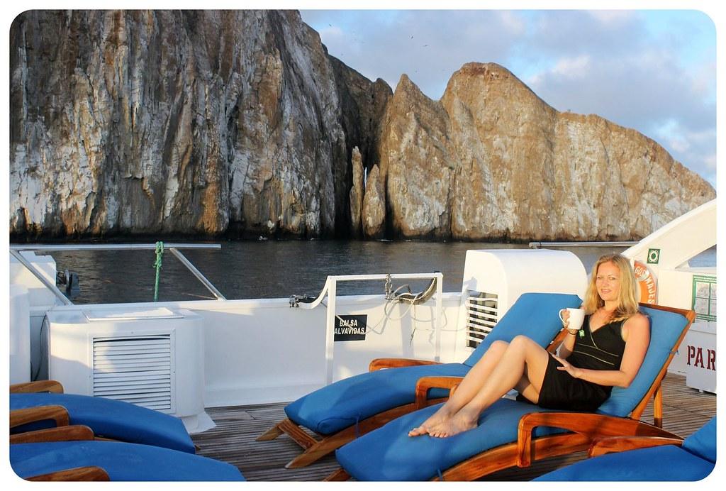dani galapagos islands yacht
