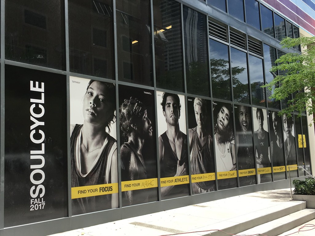 Soulcycle Retail At Brickell Heights