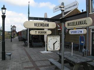 station stadskanaal | by TimF44