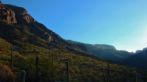 Pima Canyon sunrise | by phl_with_a_camera1