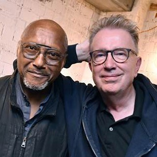 Facinating chat with the great Labi Siffre today for the B… - Flickr