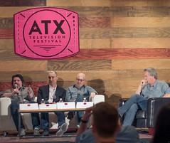 ATX/Entertainment Weekly - Battlestar Galactica Reunion/panels