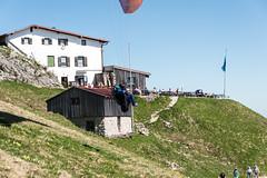 Hochfelln Paragliding