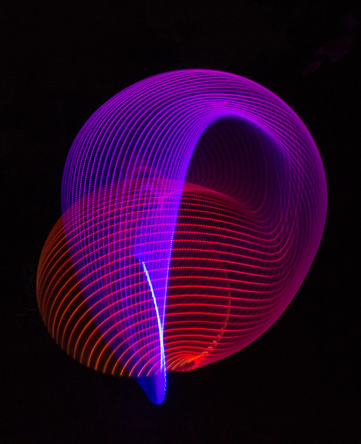 Week 26 Technical:Light Painting