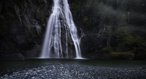 Virgin Falls | by Matt Newfield