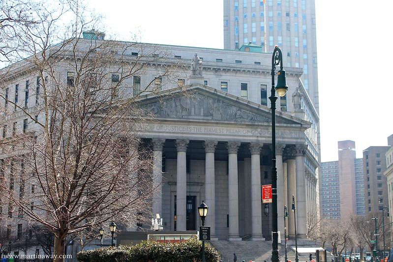 Il Tribunale di New York