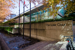 Law Courts of BC