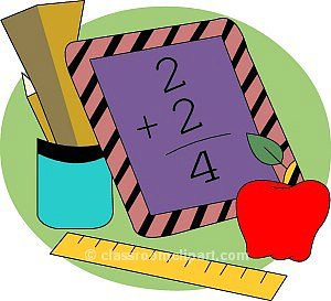 Math-clipart-free-clipart-images-5 | School Tools | Science