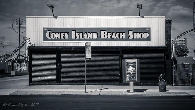 Coney Island Beach Shop...