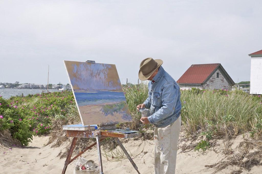 Nantucket artist