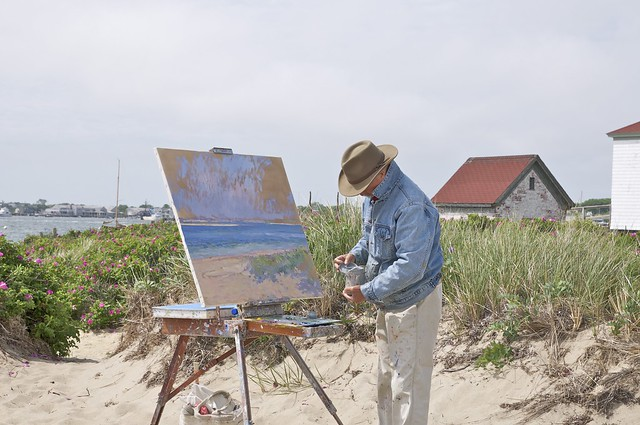 Nantucket artist