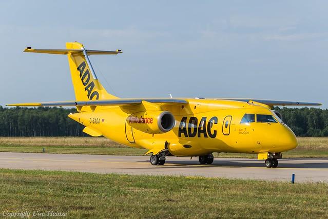 ADAC Luftrettung (Aero-Dienst) D-BADA
