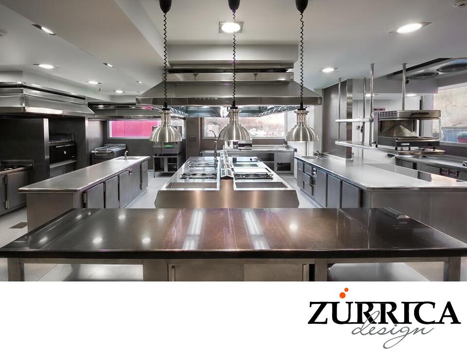 En ZURRICA DESIGN somos especialistas en el diseño de coc ...
