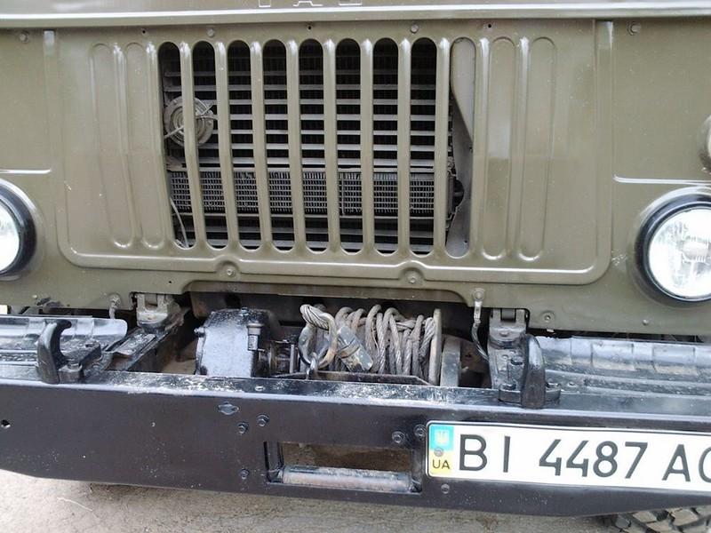 GAZ-66 3