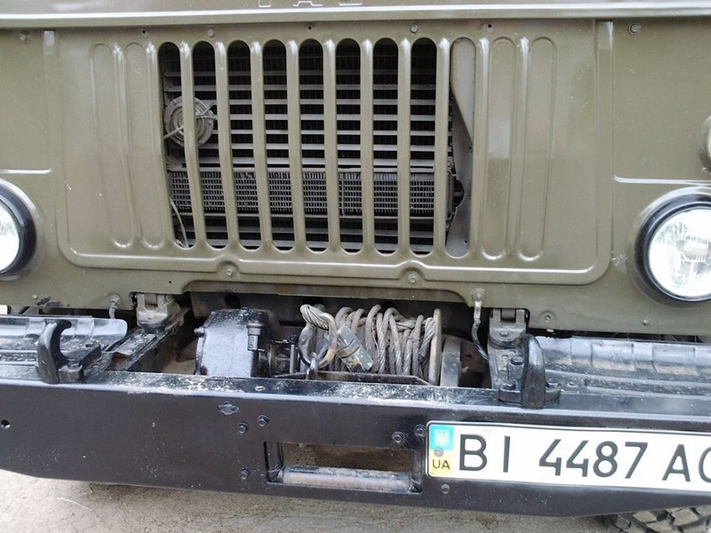 ГАЗ-66 3