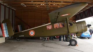 Max Holste MH-1521M Broussard at Kjeller Air Show 2017 | by J.Comstedt