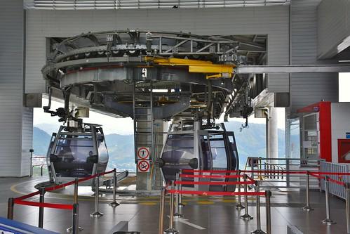 manizales colombia caldas cableaéreo cable cableaéreodemanizales sistemateleférico gondolalift gondola cablecar teleférico fundadores estaciónfundadores estación