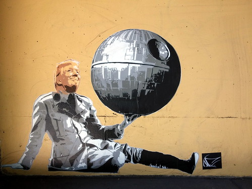 Darth Trump | by greenoid