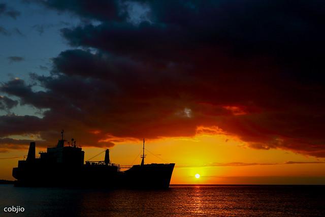 C57A5273 Sunset in Cabo Rojo - Dominican Republic